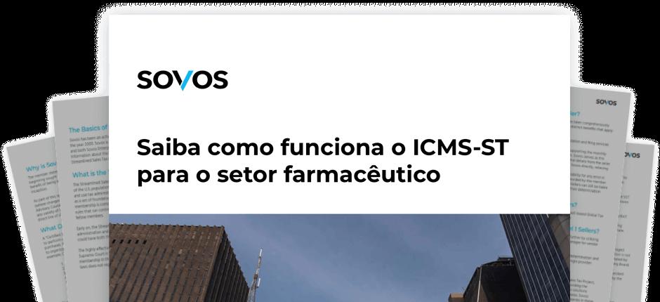 Saiba como funciona o ICMS-ST para o setor farmacêutico